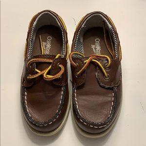 Boys osh kosh boat shoes